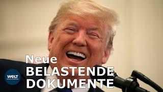 Amtsenthebung: so stellt sich trump gegen das impeachment auf