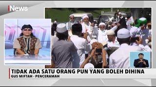 Gus Miftah Bicara soal Gaya Dakwah yang Menimbulkan Kebencian - iNews Siang 01/12