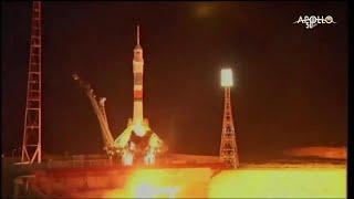 Luca Parmitano torna nello spazio: la partenza della Soyuz