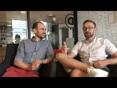 CEO's Blog : 14 July 2016 - Jonathan Burg, VP Marketing