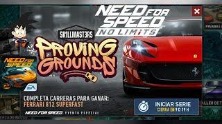 Need For Speed No Limits Android Ferrari 812 Superfast Dia 1 Calentando Motores / Saludos