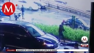 Descartan crimen pasional en ataque de plaza Artz Pedregal