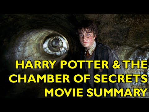 Movie Spoiler Alerts - Harry Potter And The Chamber Of Secrets (2002) Video Summary
