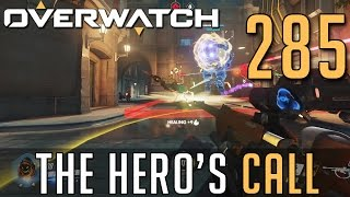 [285] The Hero's Call (Let's Play Overwatch PC w/ GaLm)