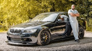 THIS 650 BHP ESS *SUPERCHARGED* BMW M3 HITS 212MPH!