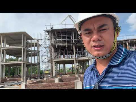 Công trình xây dựng biệt thự