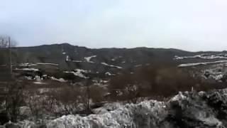 بالفيديو ـ روسيا الأرض تبتلع نفسها في ظاهرة غريبة ونادرة