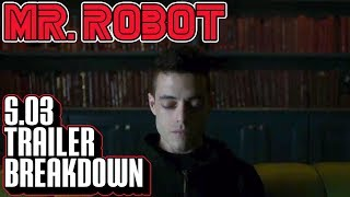 [mr robot] season 3 trailer breakdown | close your eyes teaser