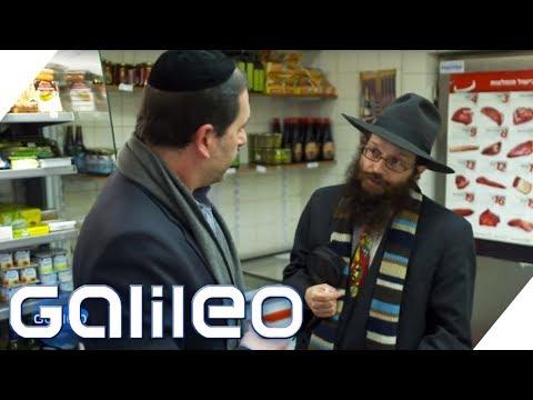Koscher kochen und essen - Jüdischer Spezialitätenladen   Galileo   ProSieben