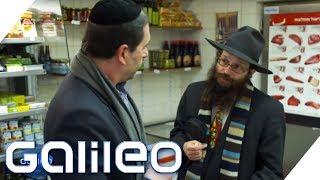 Koscher kochen und essen - Jüdischer Spezialitätenladen | Galileo | ProSieben