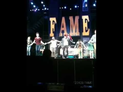 120128 musical FAME Eunhyuk