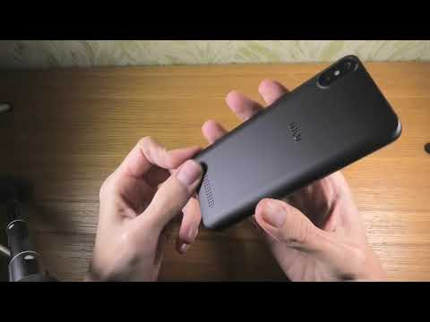 Смартфон INOI 3 Power - распаковка и текстовый обзор