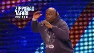 Where's my keys where's my phone - Zipparah Tafari - (7/4/12) BGT
