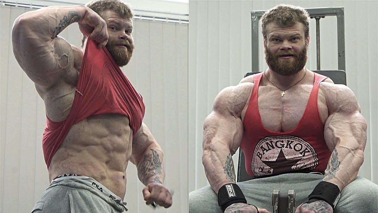 130 кг в 25 лет! Реакция Лесукова на Сергея Данилова
