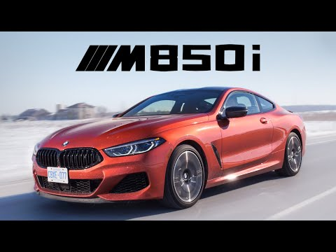 2019 BMW M850i Review - Sports Car or Luxury Car?