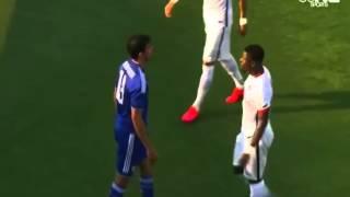 Diego Costa VS Serge Aurier