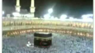 angle in mecca video taken by haris shaikh