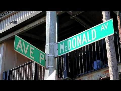 ^MuniNYC - Avenue P & McDonald Avenue (Midwood, Brooklyn 11223)