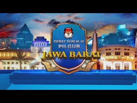 FULL- Debat Pamungkas Rebut Suara di Jawa Barat