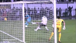 Melhores Momentos - Corinthians 1 x 1 Santos - Libertadores 2012 - 20/06/2012 - Globo HD
