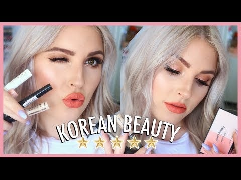 Review: Best Selling Korean Makeup Products