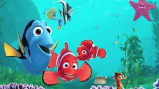 Watch Finding Nemo Beyond The Sea Theme Song video