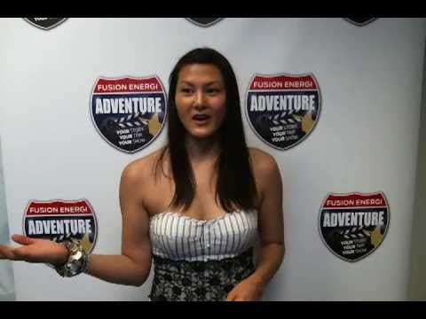 Merry Whitney's Ford Fusion Energi Adventure Video Submission