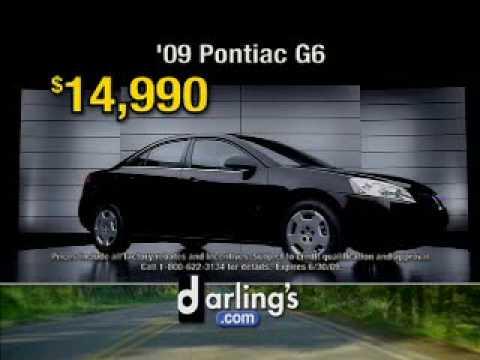 Darling S Gmc Buick Ellsworth Maine Tv Commercial June 09 Youtube
