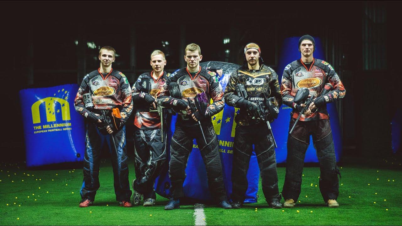 paintball team motoski youtube