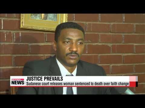 Sudan frees woman sentenced to death over faith change
