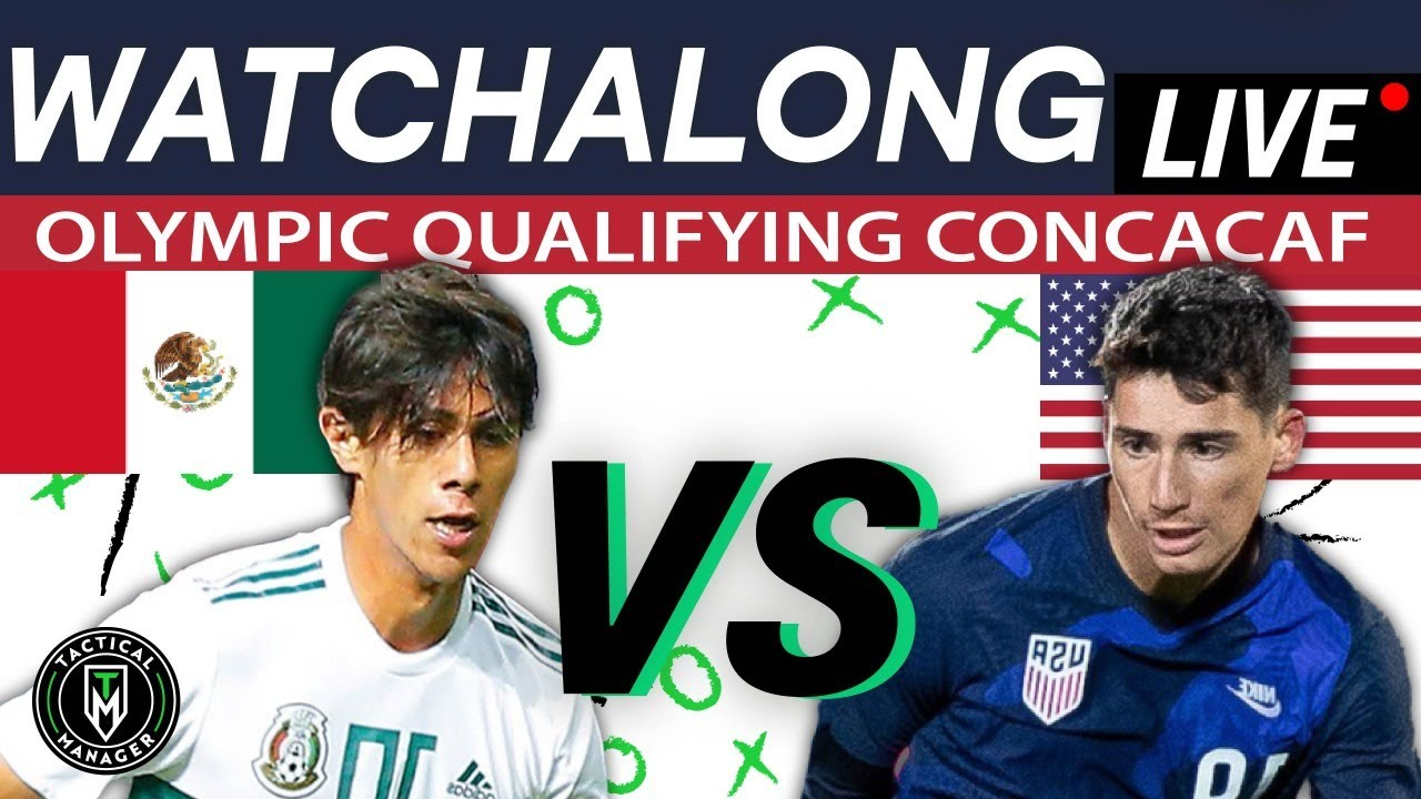 USA vs. Mexico: Live stream, start time, TV, how to watch men's ...
