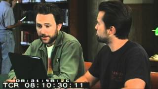 Mac and Charlie Write a Movie deleted scene