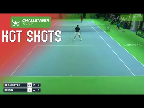 Hot Shot By Brown Tweener Lob | HD Highlights