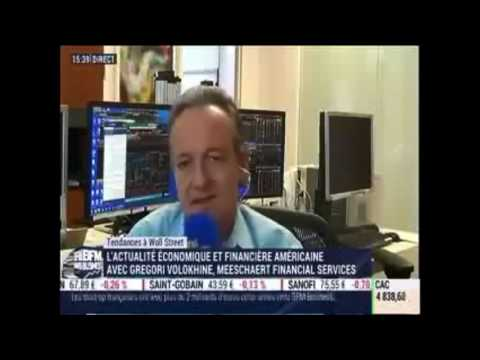 Gregori Volokhine - BFM Business - 23 décembre 2016