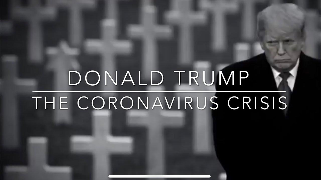 Donald Trump and the Coronavirus crisis