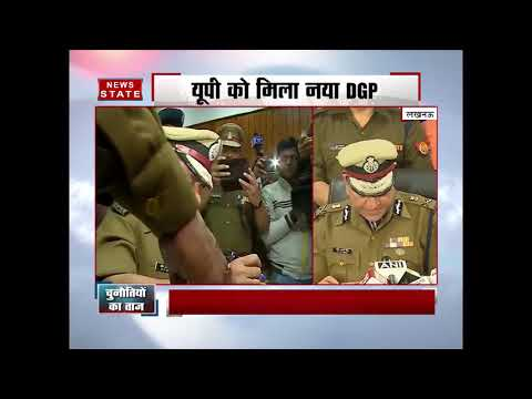 Khabar Vishesh: OP Singh takes charge as new UP DGP