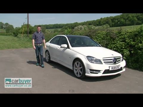 mercedes c class saloon 2011 2014 review carbuyer youtube. Black Bedroom Furniture Sets. Home Design Ideas