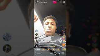NBA Youngboy talks to DDawg on IG Live *1/17/20*