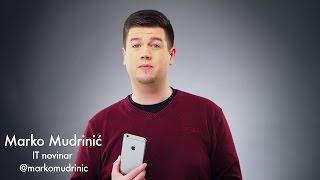 iPhone 6 - kreiranje Apple ID i organizacija aplikacija