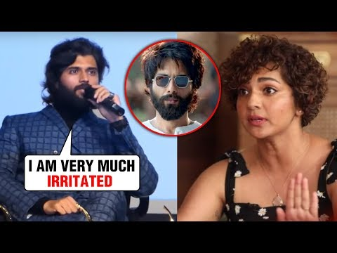 Vijay Devarakonda ANGRY REACTION On Parvathy Menon's Comment On Kabir Singh