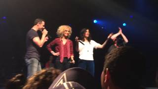 "Little Big Town ""Silver and Gold"" Live, NYC, 10/21/14"