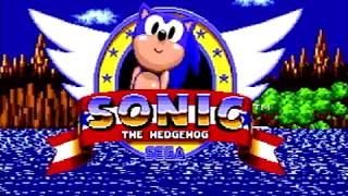 Sonic the Hedgehog - Sega Genesis - 1991