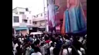 Ajith in veeram celebration @ BABA complex coimbatore