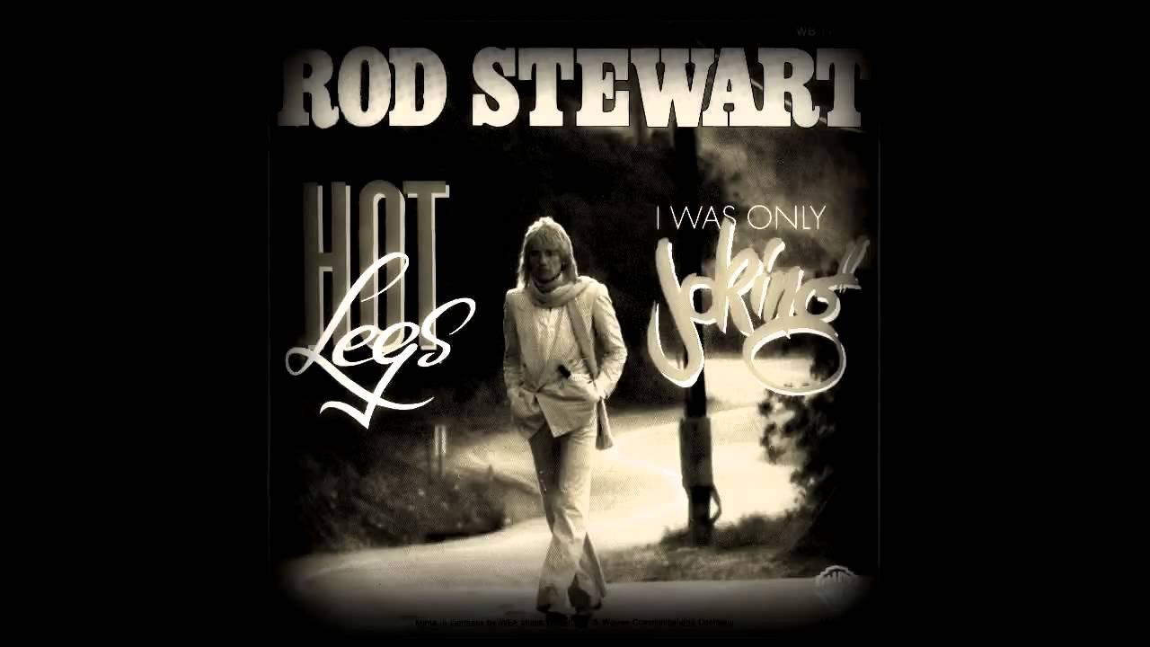Rod Stewart Hot Legs Backing Track Youtube