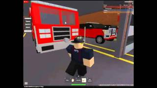ROBLOX Firefighter Shift #1
