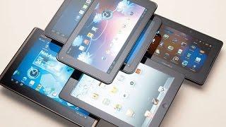 видео цены на планшеты