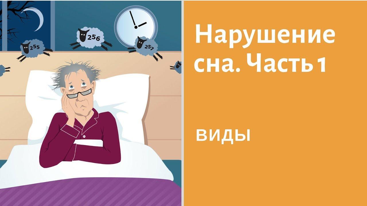 Что такое нарушение сна? Виды нарушения сна. Классические ...