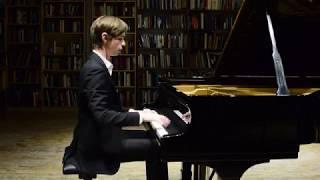 Béla Bartok: Etude No  3, Op  18