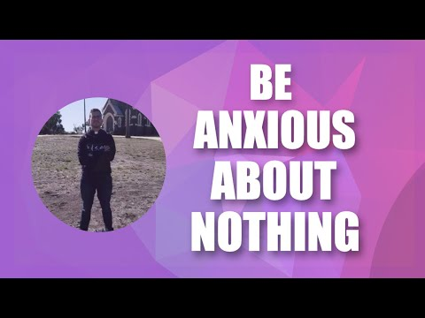 BE ANXIOUS ABOUT NOTHING - In Just A Minute - Episode #15