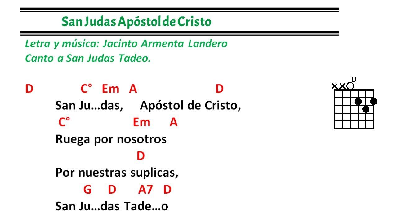 San Judas Apóstol de Cristo